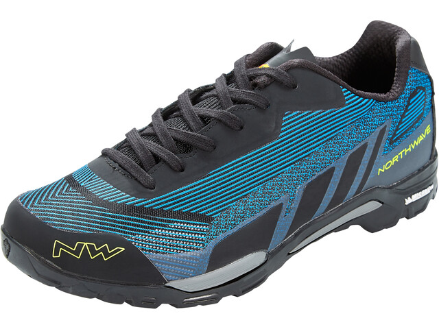 Northwave Outcross Knit 2 Chaussures Homme, blue